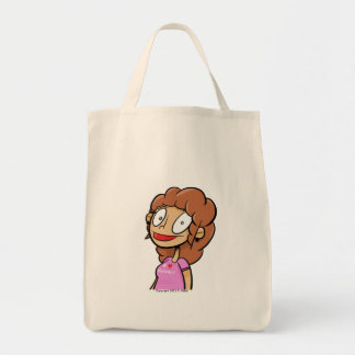 I Love Pinterest Organic Shopping Tote Canvas Bags