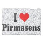 I Love Pirmasens, Germany iPad Mini Cover