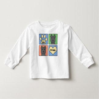 I Love Pitbulls Tee Shirt