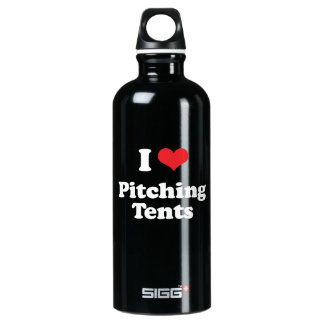 I LOVE PITCHING TENTS - .png SIGG Traveler 0.6L Water Bottle