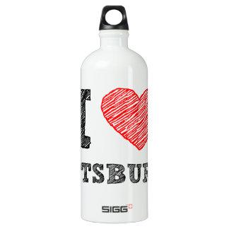 I-Love-Pittsburgh SIGG Traveler 1.0L Water Bottle