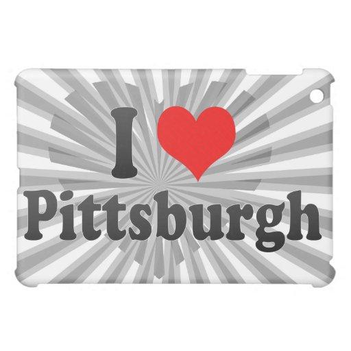 I Love Pittsburgh, United States iPad Mini Case