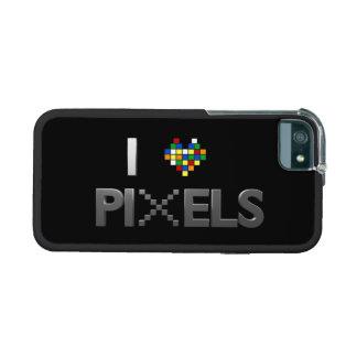 I Love Pixels iPhone 5 Cover