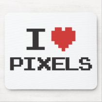 I Love/Heart Pixels