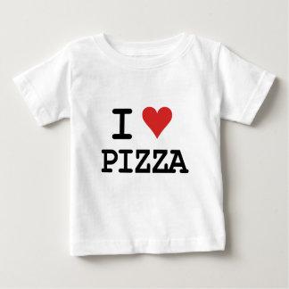 I love Pizza Baby T-Shirt