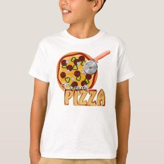 I Love Pizza - Basic T-Shirt