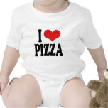 I Love Pizza Bodysuit