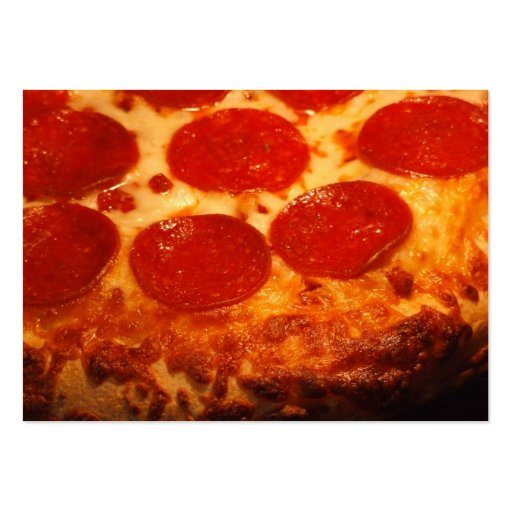I love Pizza Business Cards