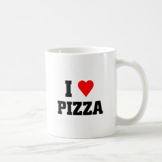 I love Pizza Coffee Mug
