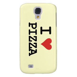 I love Pizza Samsung Galaxy S4 Case