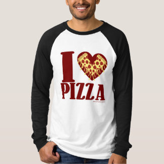 I Love Pizza T-Shirt