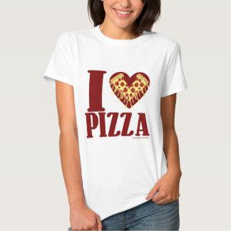 I Love Pizza Tees