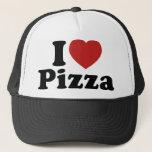"I Love Pizza Trucker Hat<br><div class=""desc"">I Love Pizza</div>"