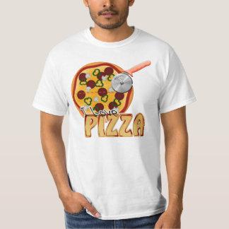 I Love Pizza -  Value T-Shirt
