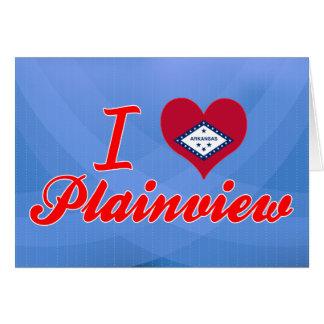 I Love Plainview, Arkansas Cards