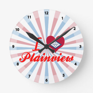 I Love Plainview, Arkansas Clock