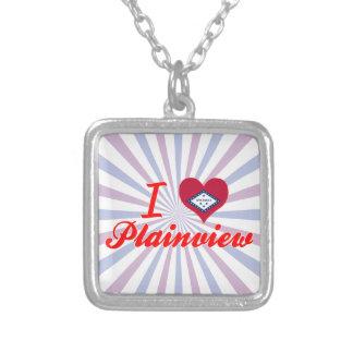 I Love Plainview, Arkansas Necklaces