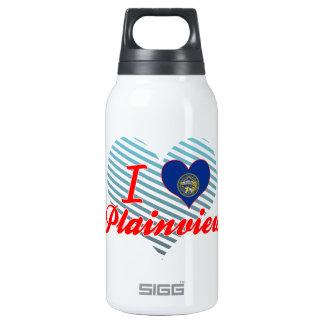 I Love Plainview, Nebraska 10 Oz Insulated SIGG Thermos Water Bottle