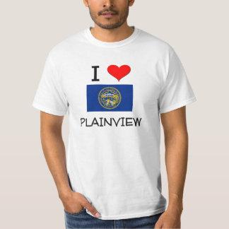 I Love Plainview Nebraska Tshirt