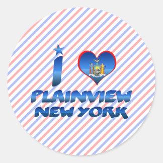I love Plainview New York Sticker