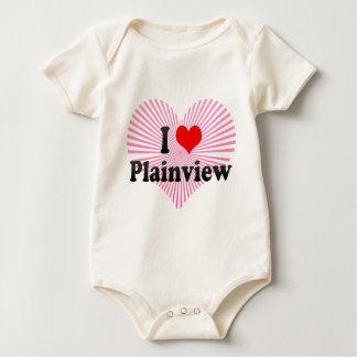 I Love Plainview, United States Baby Creeper