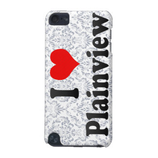 I Love Plainview, United States iPod Touch (5th Generation) Cover
