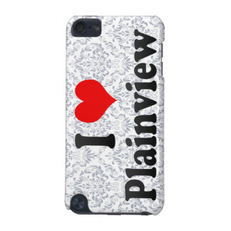 I Love Plainview, United States iPod Touch (5th Generation) Cases