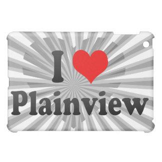 I Love Plainview, United States Cover For The iPad Mini