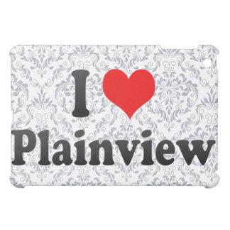 I Love Plainview, United States Case For The iPad Mini