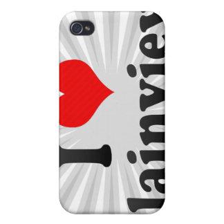 I Love Plainview, United States iPhone 4/4S Case