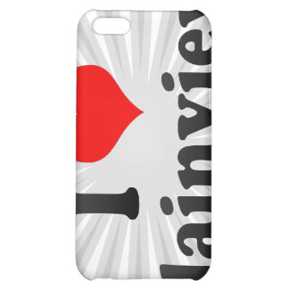 I Love Plainview, United States Cover For iPhone 5C