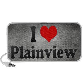 I Love Plainview, United States Mp3 Speakers