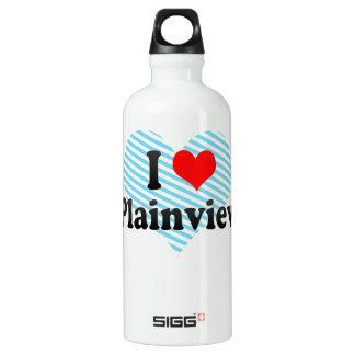 I Love Plainview, United States SIGG Traveler 0.6L Water Bottle