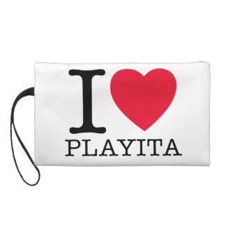 I love Playa del Carmen Womans Purse