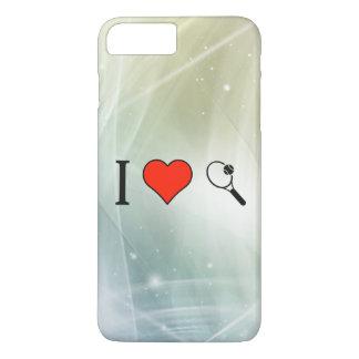 I Love Playing Tennis iPhone 8 Plus/7 Plus Case