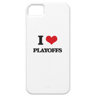 I Love Playoffs iPhone 5 Covers