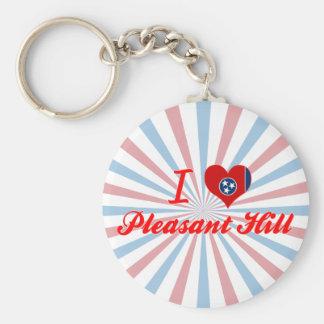 I Love Pleasant Hill, Tennessee Key Chains