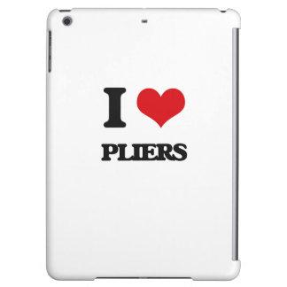I Love Pliers iPad Air Cover