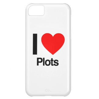 i love plots case for iPhone 5C