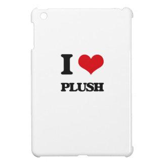 I Love Plush Case For The iPad Mini