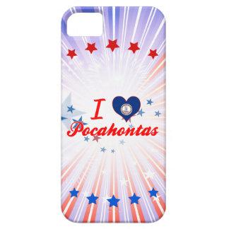 I Love Pocahontas, Virginia iPhone 5 Case