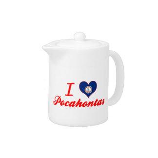 I Love Pocahontas, Virginia