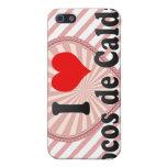 I Love Pocos de Caldas, el Brasil iPhone 5 Cárcasas