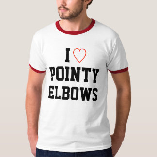 I Love Pointy Elbows T-Shirt