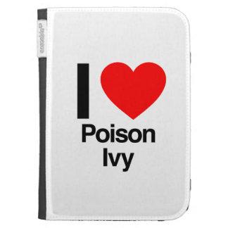 i love poison ivy kindle case