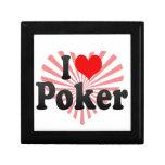 I love Poker Gift Box