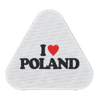 I LOVE POLAND SPEAKER