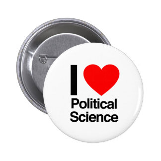 i love political science pins