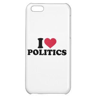 I love Politics Case For iPhone 5C