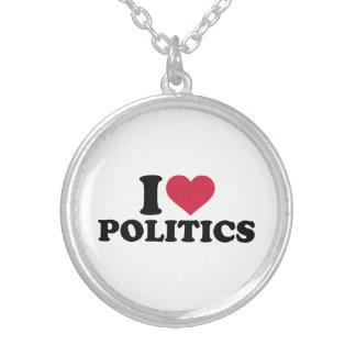 I love Politics Jewelry
